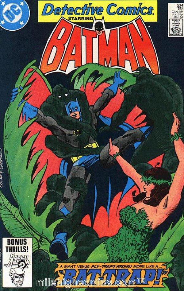 Detective Comics #534