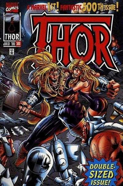The Mighty Thor #500