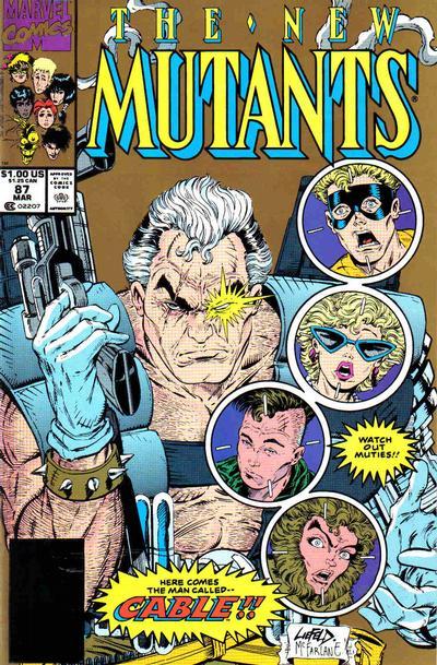 The New Mutants #87