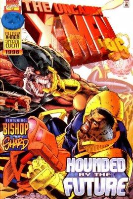 Uncanny X-Men Annual '96