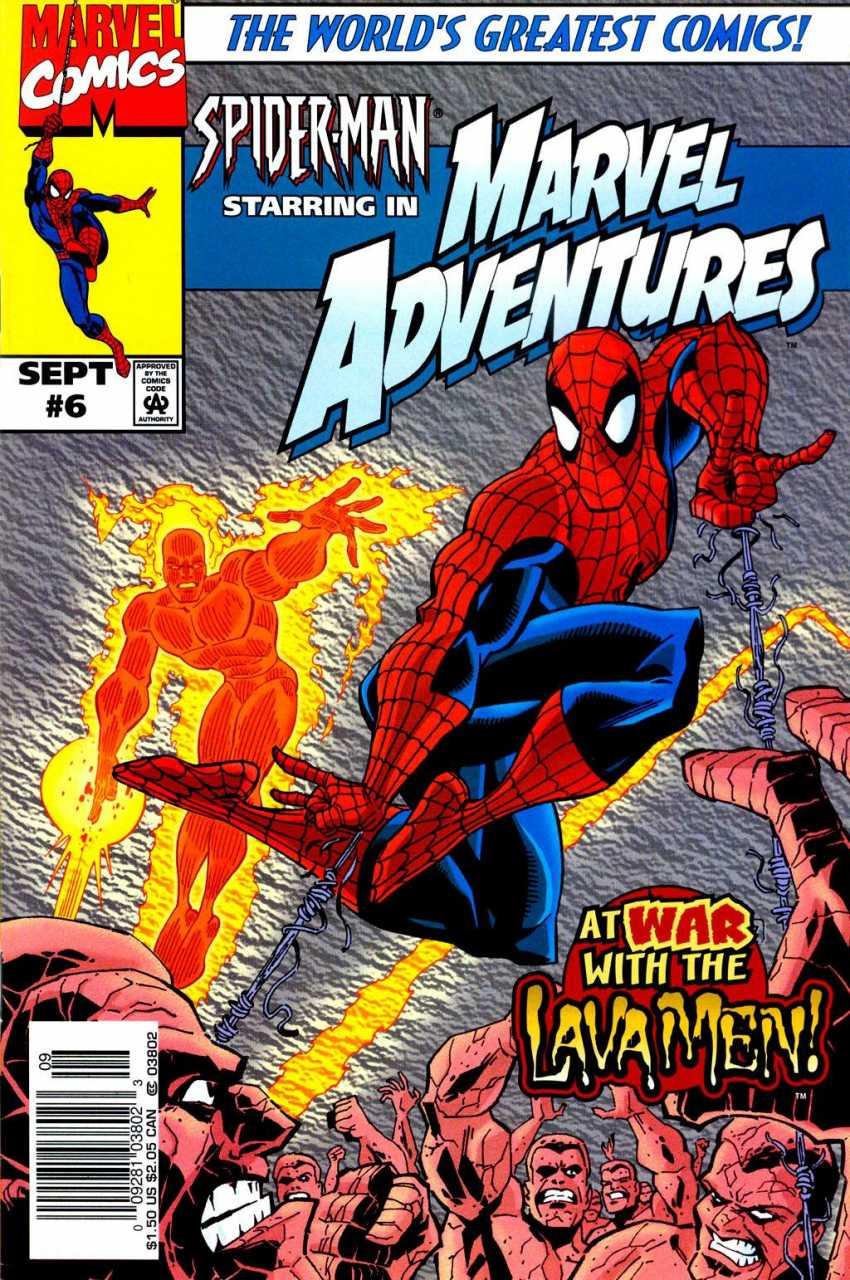 Marvel Adventures #6