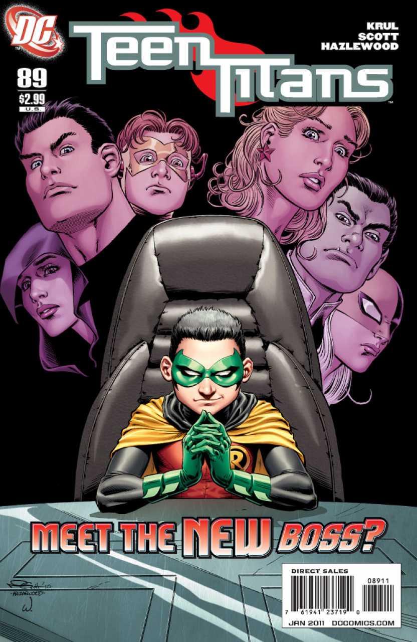 Teen Titans #89