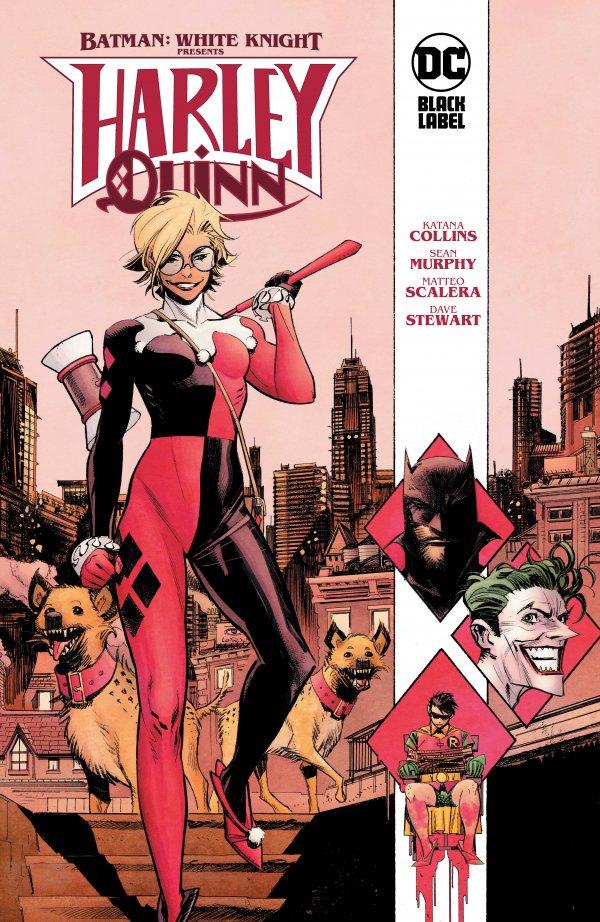 Batman: White Knight Presents Harley Quinn HC