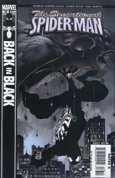The Sensational Spider-Man #36