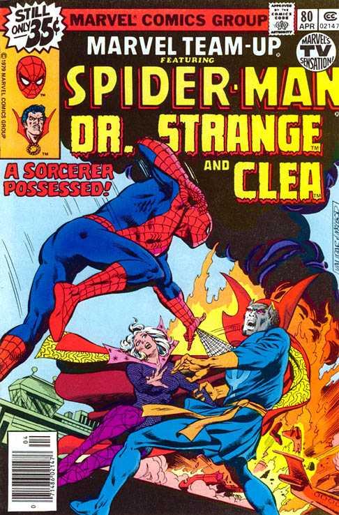 Marvel Team-Up #80