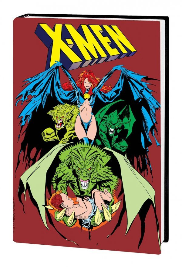 X-Men: Inferno Omnibus HC
