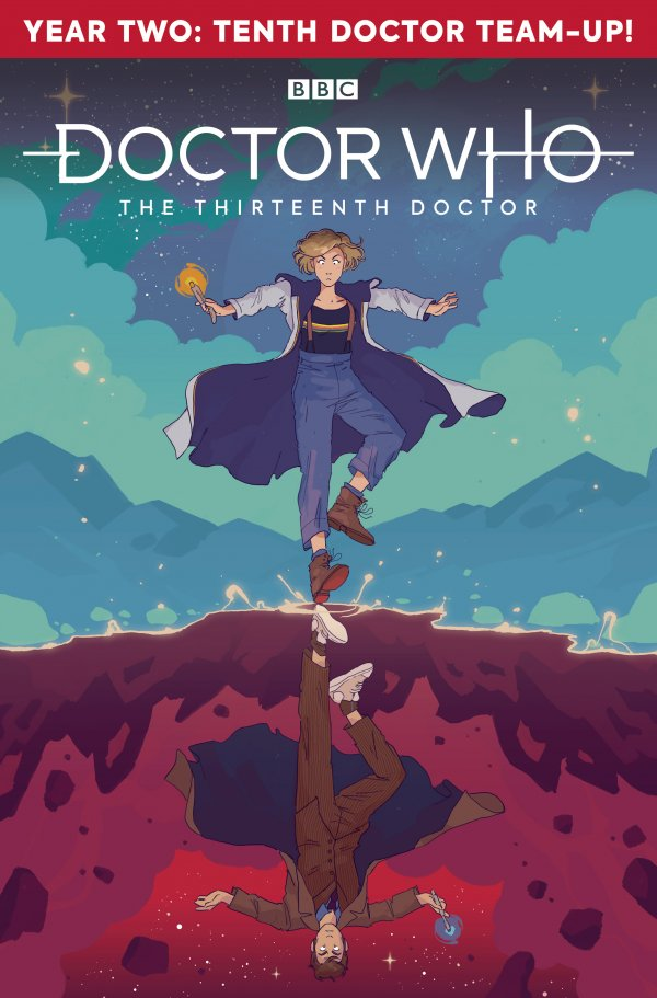 Doctor Who: The Thirteenth Doctor: Year Two #2
