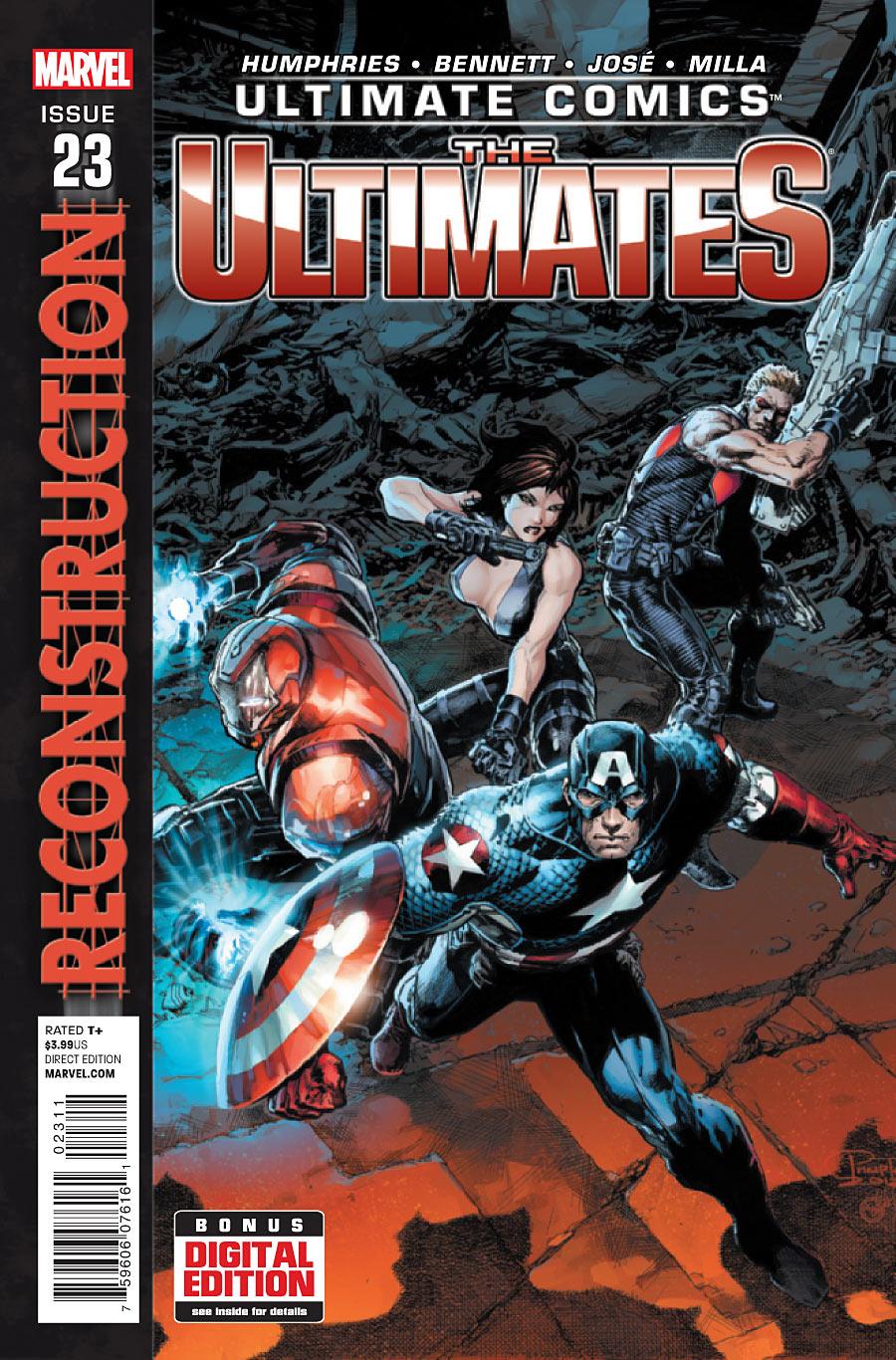 Ultimate Comics: The Ultimates #23