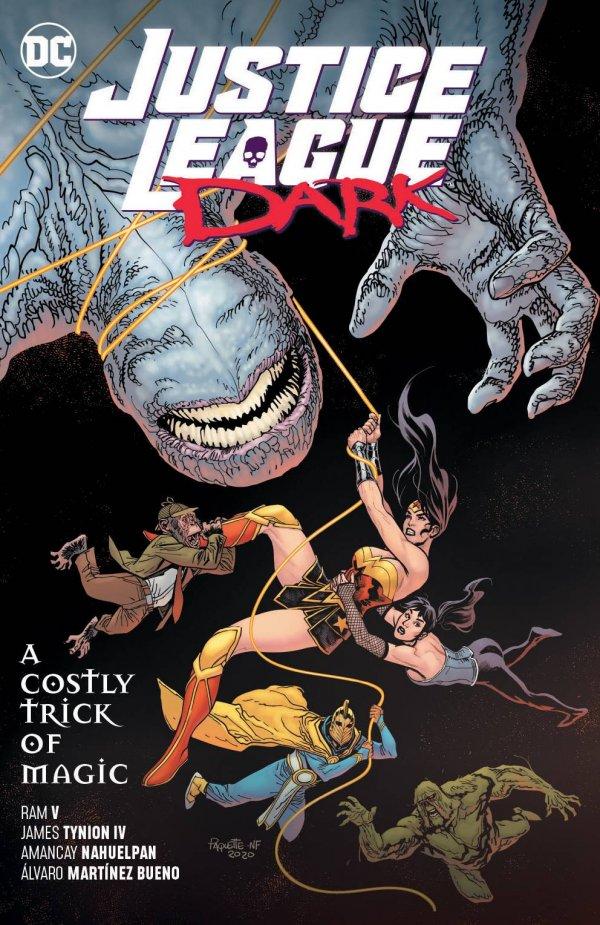 Justice League Dark Vol. 4: A Costly Trick of Magic TP