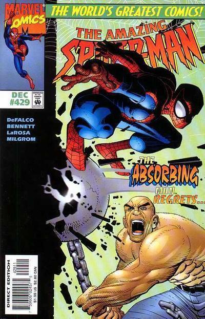 The Amazing Spider-Man #429