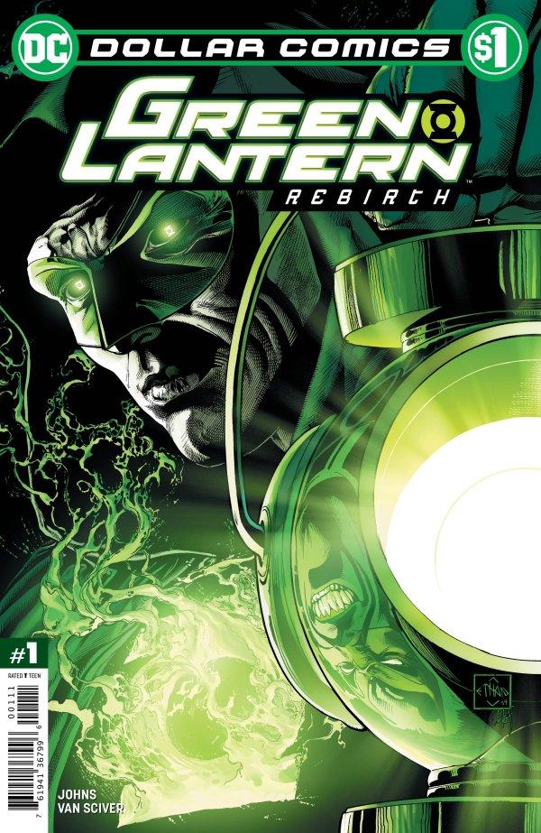 Dollar Comics: Green Lantern: Rebirth #1