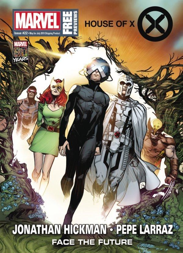 Marvel Previews #22