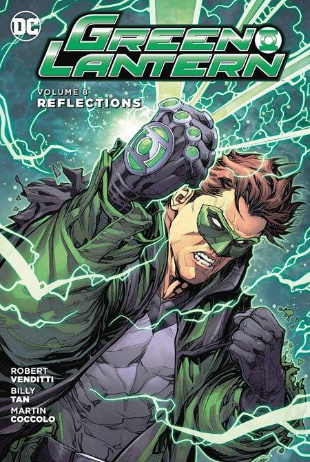 Green Lantern Vol. 8: Reflections HC