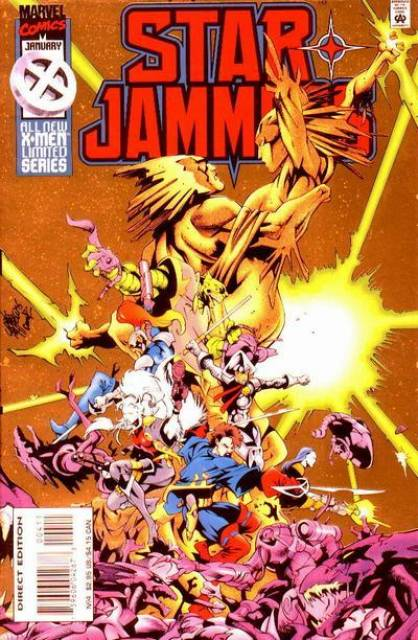 Starjammers #4