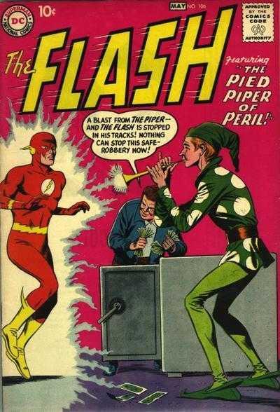 The Flash #106
