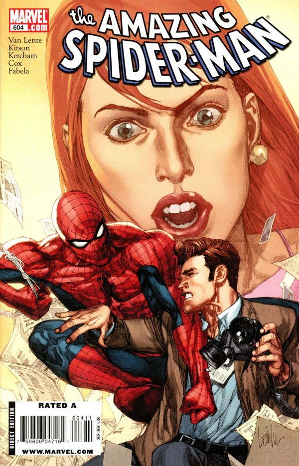 The Amazing Spider-Man #604