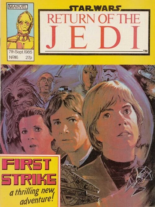 Return of the Jedi Weekly #116