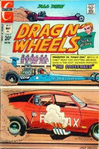 Drag N' Wheels #59