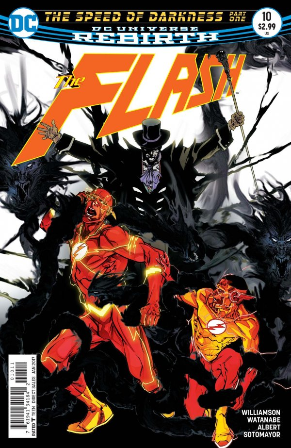 The Flash #10