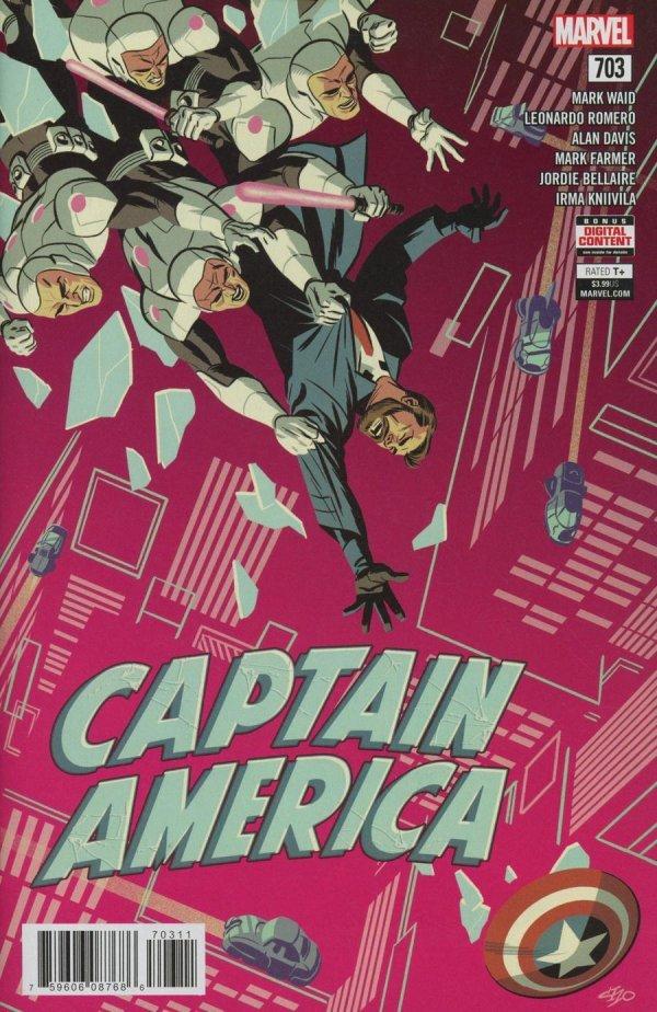 Captain America #703