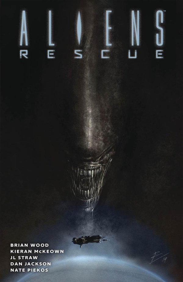 Aliens: Rescue TP