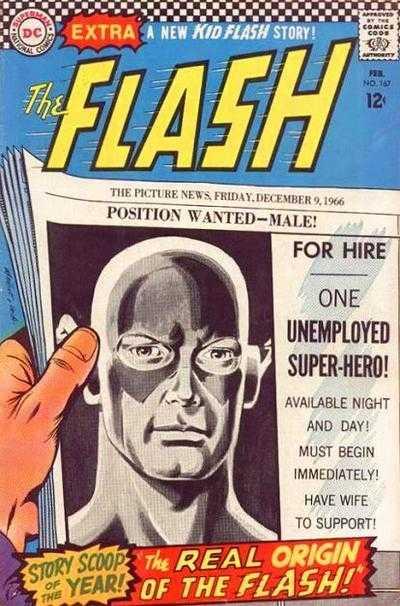 The Flash #167