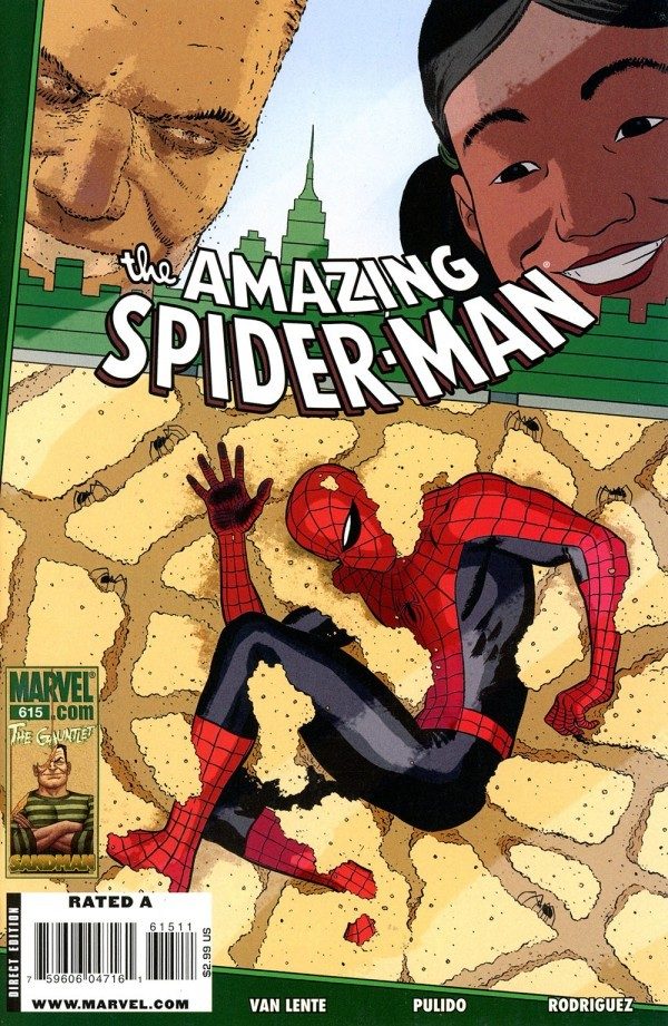 The Amazing Spider-Man #615