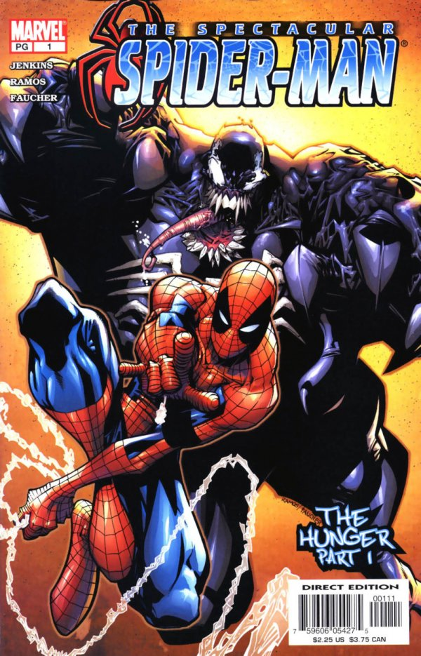 The Spectacular Spider-Man #1