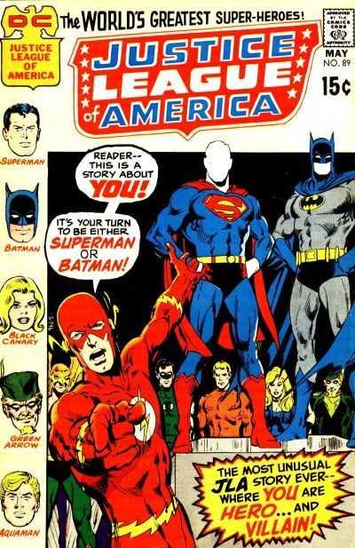 Justice League of America #89
