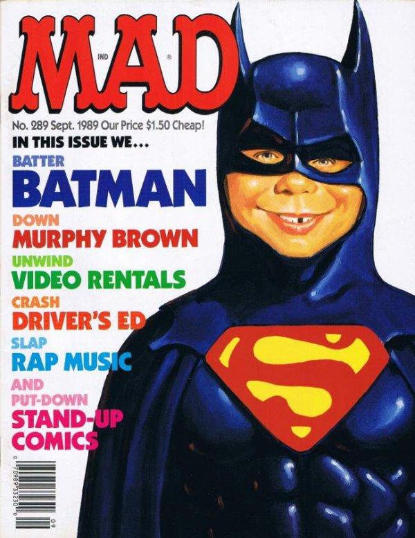 Mad Magazine #289