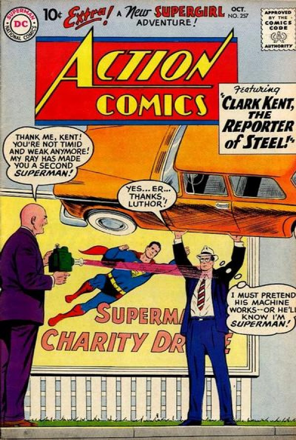 Action Comics #257