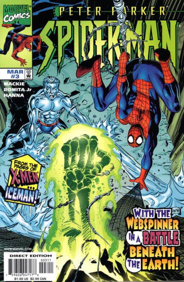 Peter Parker: Spider-Man #3