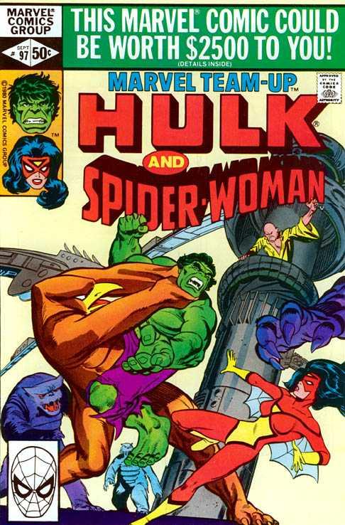 Marvel Team-Up #97