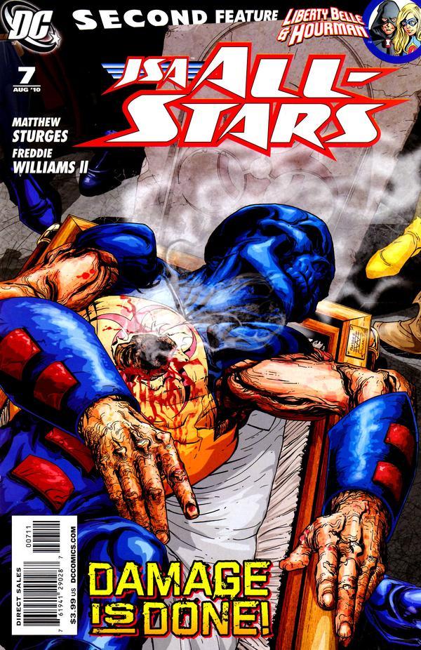 JSA: All-Stars #7