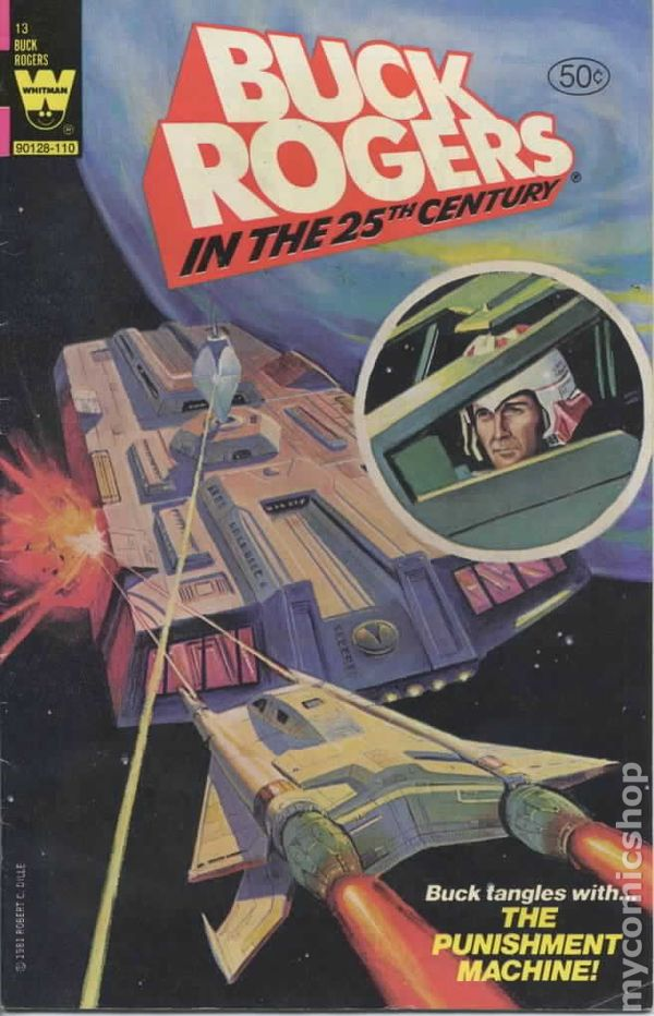 Buck Rogers in the 25th Century #13