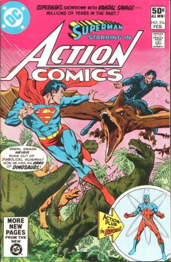 Action Comics #516
