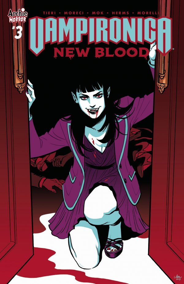 Vampironica: New Blood #3 review