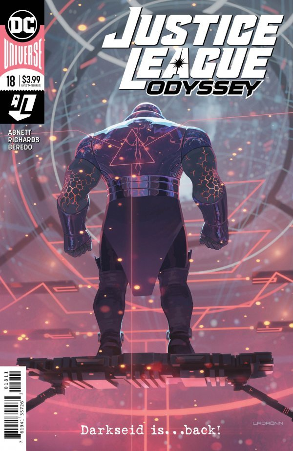 Justice League Odyssey #18