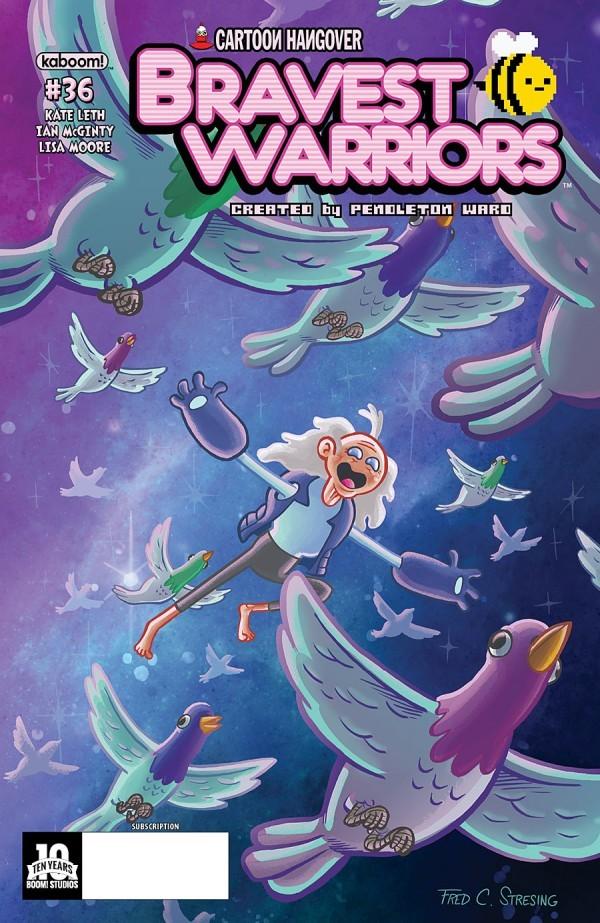 Bravest Warriors #36