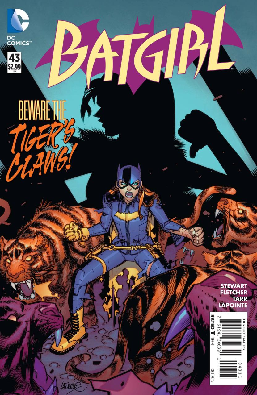 Batgirl #43