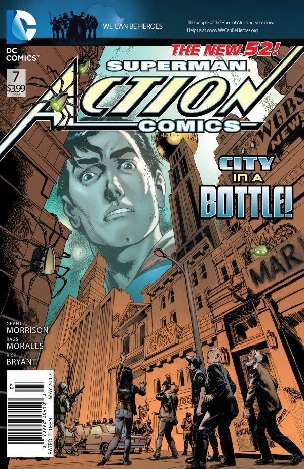 Action Comics #7