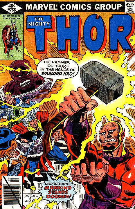 The Mighty Thor #286