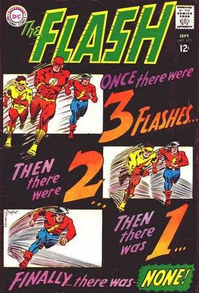 The Flash #173