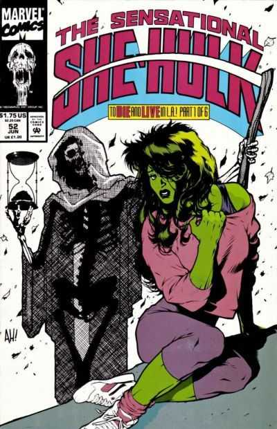 The Sensational She-Hulk #52