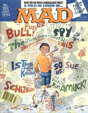 Mad Magazine #320