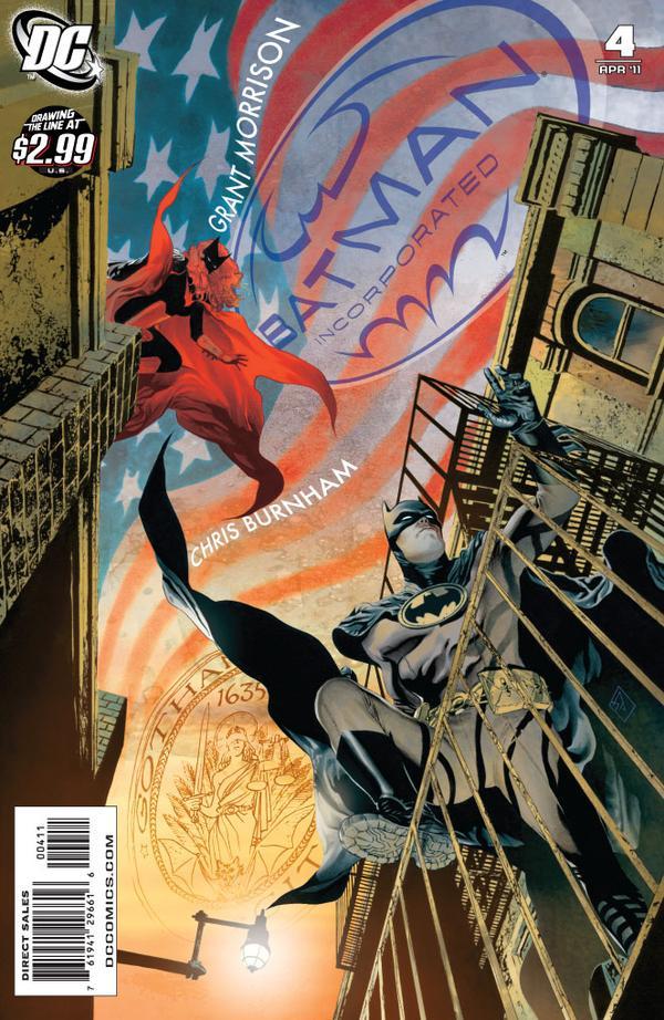 Batman Incorporated #4