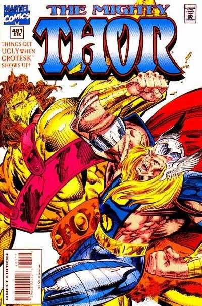 The Mighty Thor #481