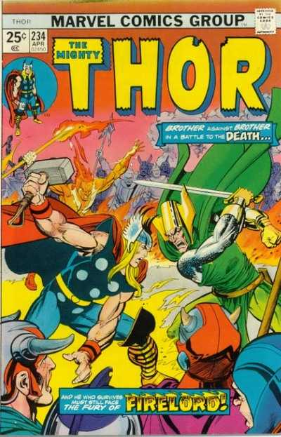 The Mighty Thor #234