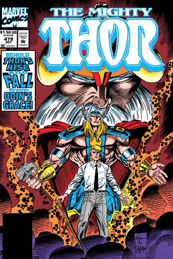 The Mighty Thor #479