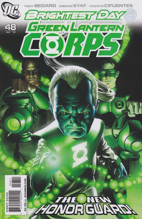 Green Lantern Corps #48
